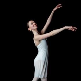 Anne-Claire - Shooting studio, danse classique