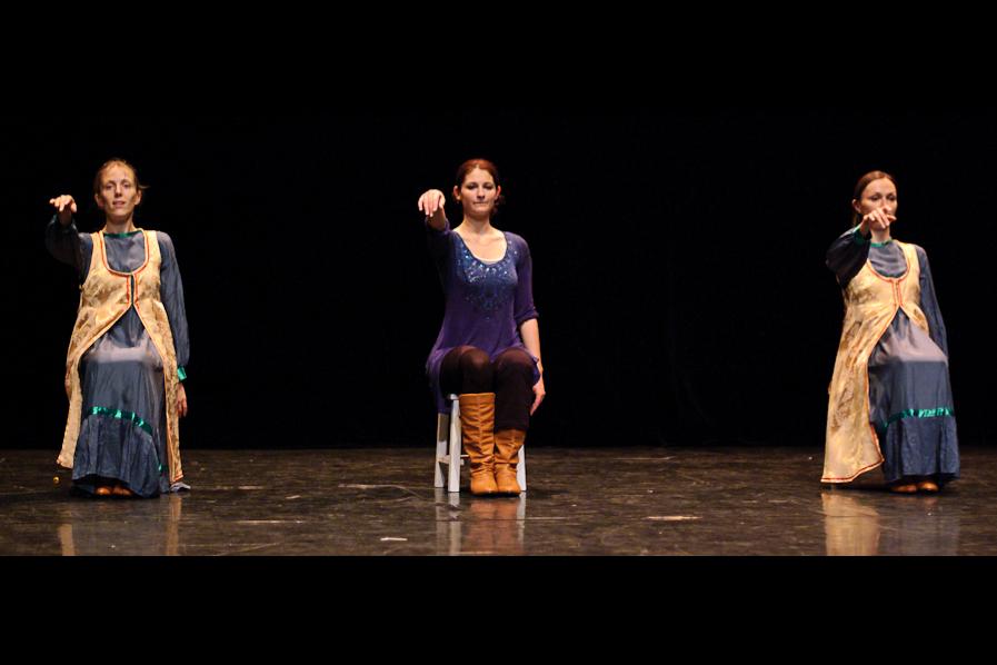 Danse de caractère – 3