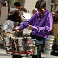 Chalon dans la rue, festival de théâtre de rue