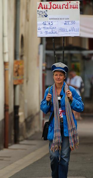 Chalon dans la rue - Harmonie L'Espérance de St Coin