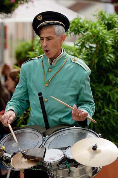 Chalon dans la rue - Companie Musicabrass