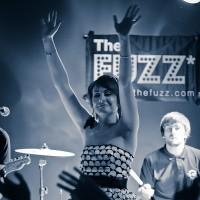 Concert de The Fuzz au Nakamal Café