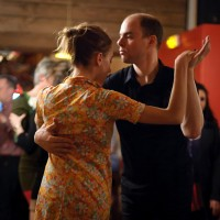 un couple de danseur de Tango